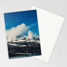 Alaska Mountain Stationery Cards