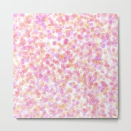 pink roses pattern #society6 #decor #buyart Metal Print