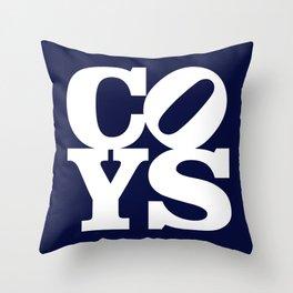 COYS Throw Pillow