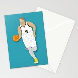 Jokic Denver Basketball Stationery Cards