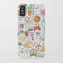 New Girl iPhone Case