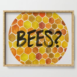BEES? Serving Tray