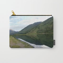 Symmetry and Serenity on Crystal Lake Carry-All Pouch