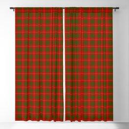 Cameron Tartan Plaid Blackout Curtain