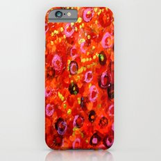 Aboriginal Art - Australia Slim Case iPhone 6s