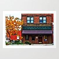 Local Tavern Art Print