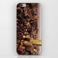 tokyo iPhone & iPod Skins featuring Tokyo by Sushibird
