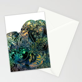 Life On Other Planets [Version 08] Stationery Cards