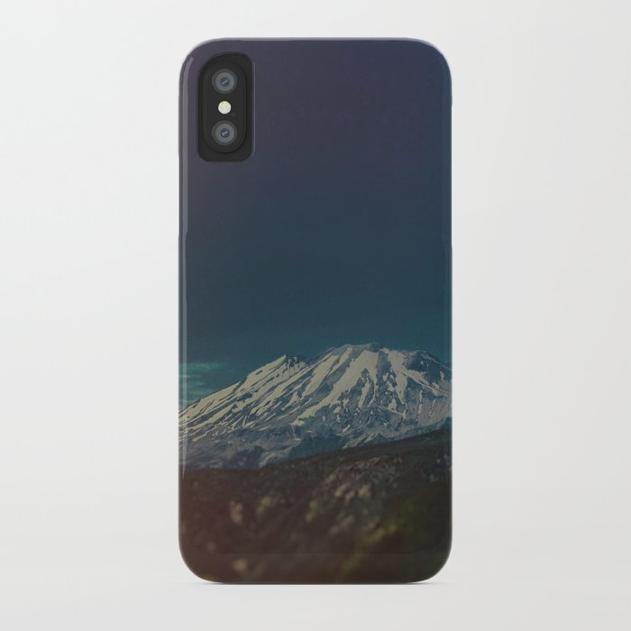 Mount Rainier iPhone Case