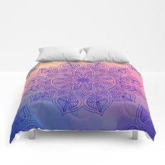 Mild Mandala Comforters