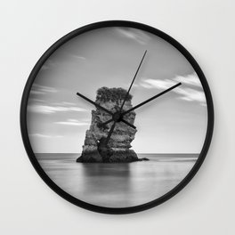 Dona Ana Praia. Algarve. Portugal Wall Clock