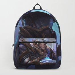 God King Garen League Of Legends Backpack