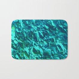 SEA ROCKS BLUE Bath Mat