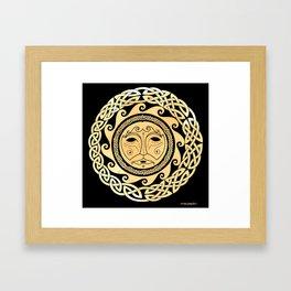 Belenus Framed Art Print