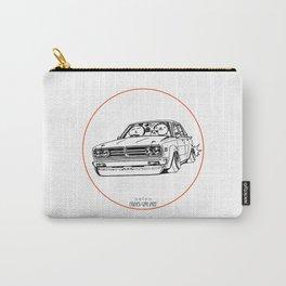 Crazy Car Art 0222 Carry-All Pouch