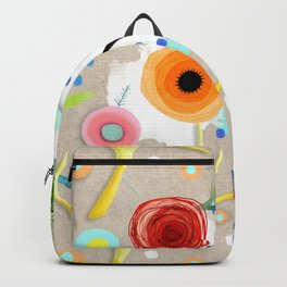 I am ready for the good times Backpack