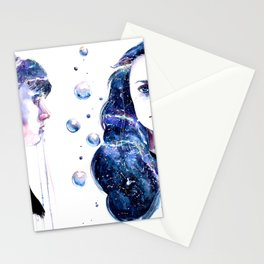 Cosmos. Stationery Cards