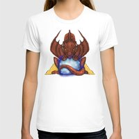 smaug T-shirts featuring Smaug by YattaGiulia