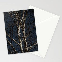White Tree Stationery Cards