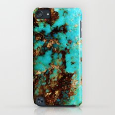 Turquoise I iPod touch Slim Case
