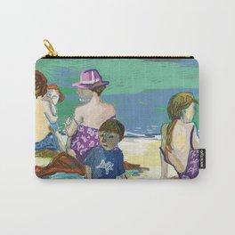 Esmeralda & Brood (Saw Sea Art Series) Carry-All Pouch