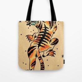 La Tigresa Tote Bag