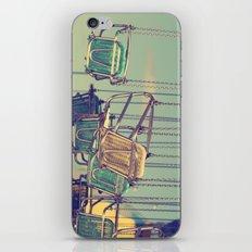 Lift iPhone & iPod Skin