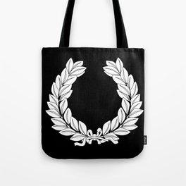 Laurel Half Tone Tote Bag