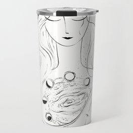 Cosmic Girl Travel Mug