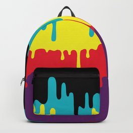 Wet paint No.5 Backpack