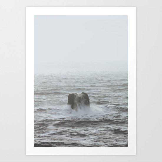 Vík, Iceland III Art Print
