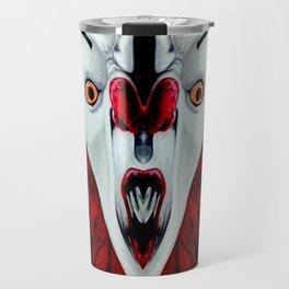 Creepy Clown 01215 Travel Mug