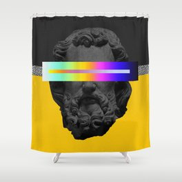 Cenu Shower Curtain