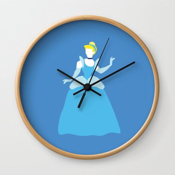 Cinderella Disney Princess Wall Clock