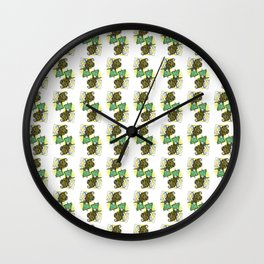 Where's my hat? INFINITE Wall Clock