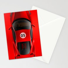 Super Car 05 Stationery Cards