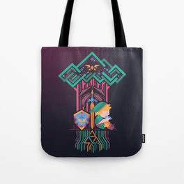 Guardian's link Tote Bag