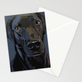 Jeb Lab Dog Stationery Cards