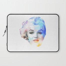 The Blond Bombshell Laptop Sleeve