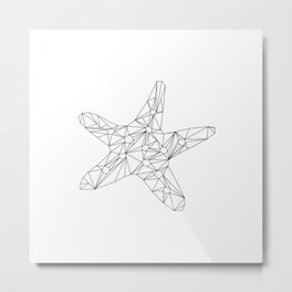 geostarfish Metal Print