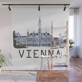 Vienna Wall Mural