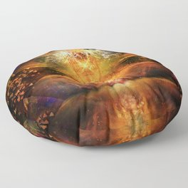 Visionary Insight Floor Pillow