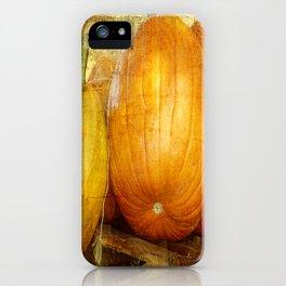 Pumpkin Patch 2 iPhone Case