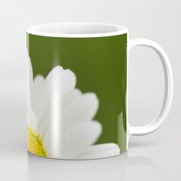Beautiful Daisy Natural Green Background #decor #society6 #buyart Coffee Mug