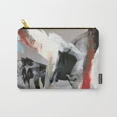 Untitled (Painted Composition 4) Carry-All Pouch