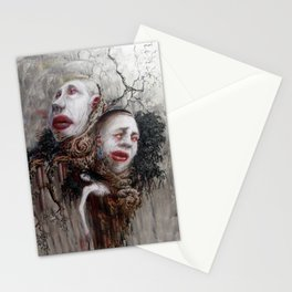 Quarrels and Lullabies Stationery Cards