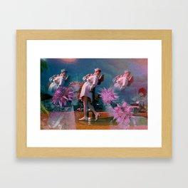 The Kiss SS16 Framed Art Print