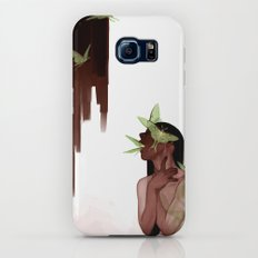 Moths Galaxy S7 Slim Case