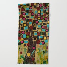 :: Jewel Tree :: Beach Towel
