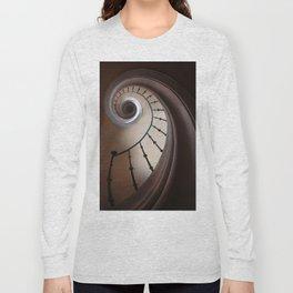 Pretty brown staircase Long Sleeve T-shirt